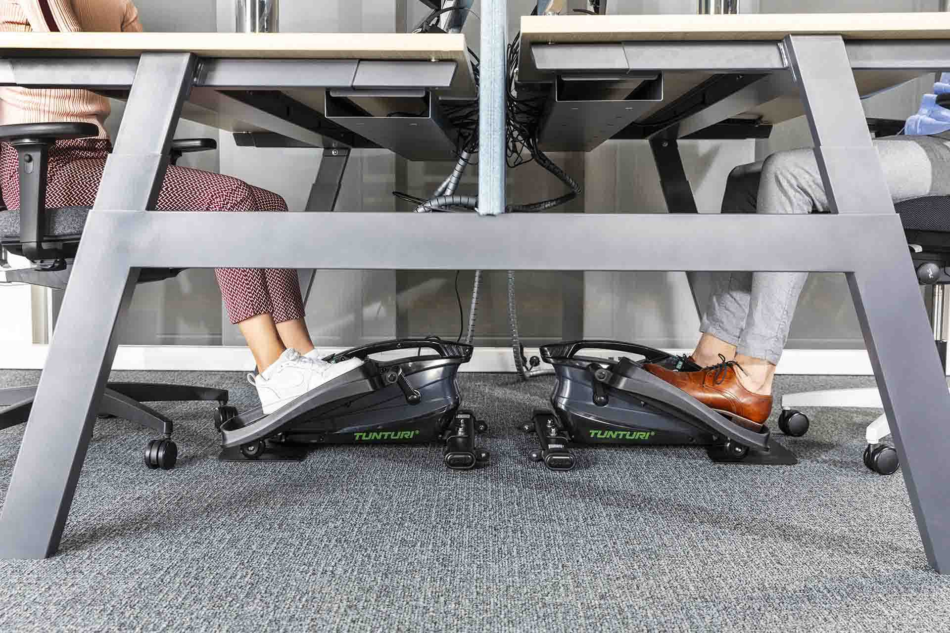 Cardio Fit D10 Under Desk bike 2