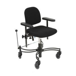 Euroflex Basic trippelstoel - mechanisch