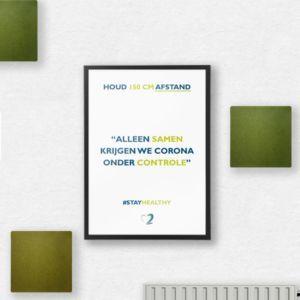 Ergowork poster - rechthoekig 50x70cm