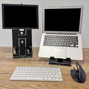 TIO ergonomische tablet & laptopstandaard