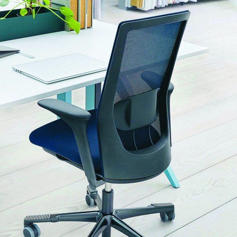 HAG Futu Mesh ergonomische bureaustoel voor Aviatize