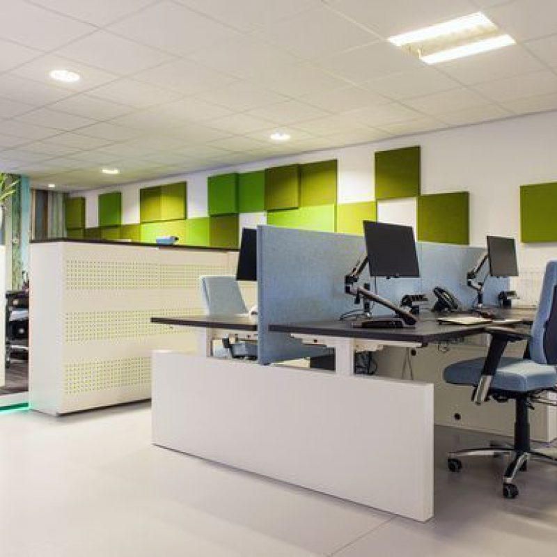 NHG huurt ergonomische bureaustoelen
