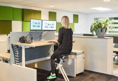 Meer bewegen op het werk