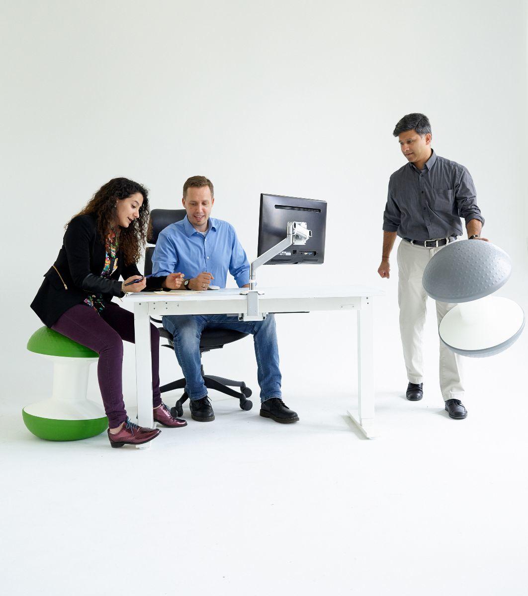 Ballo ergonomische zitbal kantoor