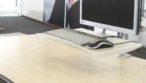 'Clear and Clean desk' werken