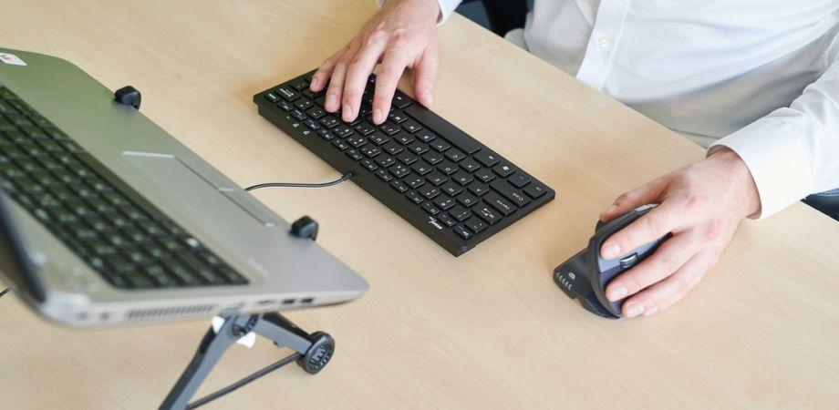 Waarom is laptopgebruik niet (altijd) gezond?