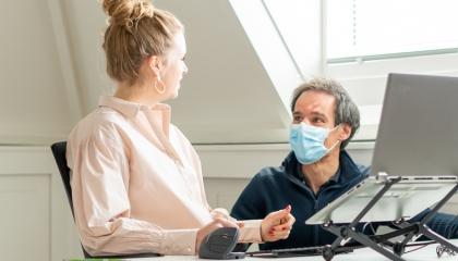 Wat kan je als werkgever doen om een klachtenvrij georganiseerd thuiswerkbeleid te voeren?