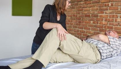 Ergonomie in de ouderenzorg