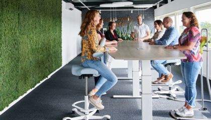 Hoe stimuleer je bewegen op het werk?