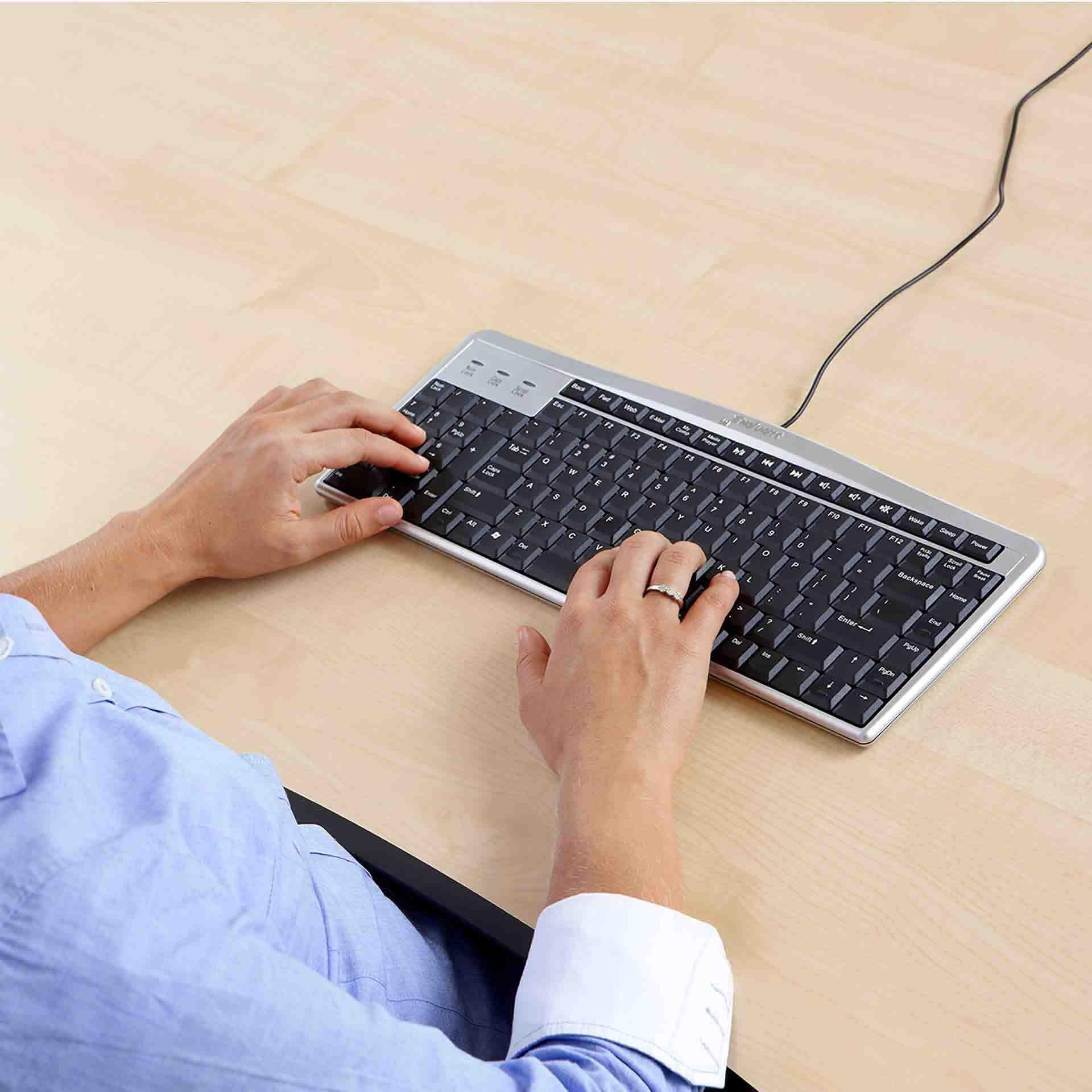 Evoluent linkshandig toetsenbord ERKAELT18 0002 Omgeving