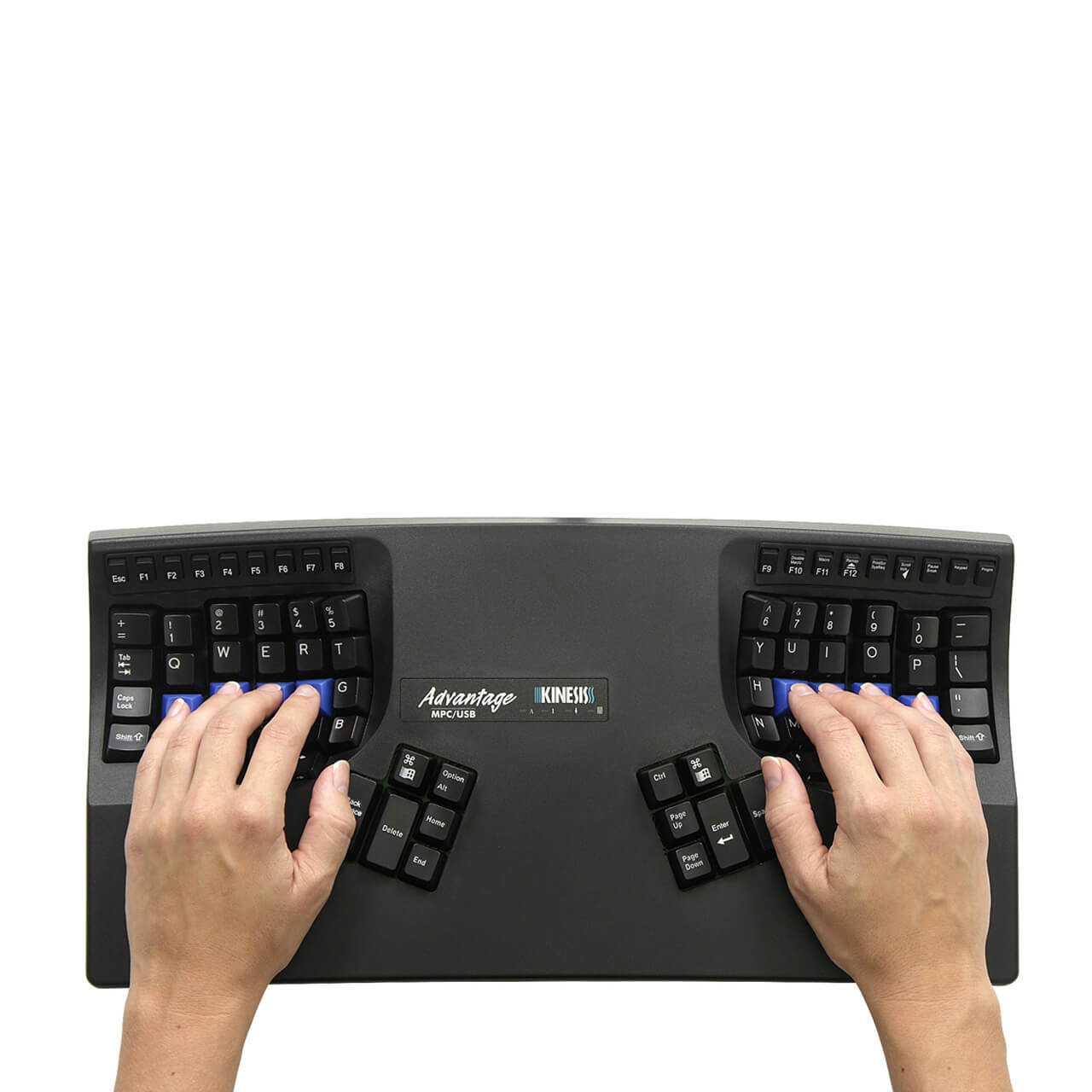 Kinesis advantage toetsenbord ERKAKIN001 0000 Gebruik