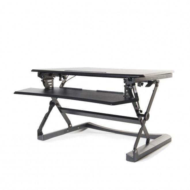 Adjustable Sit-Stand Desk Riser