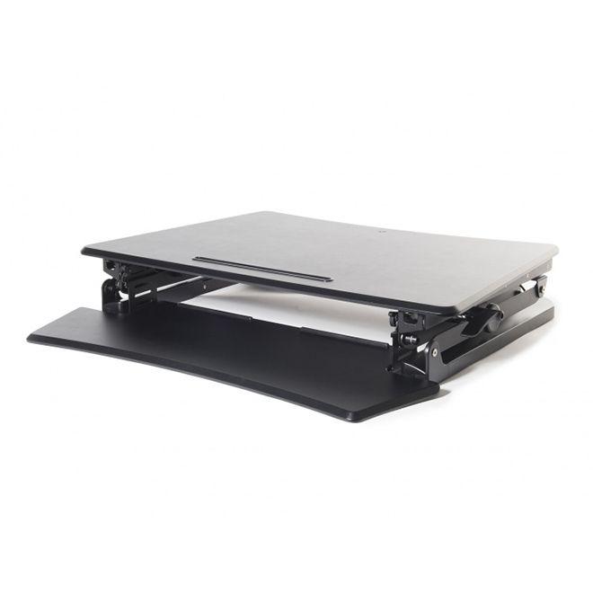 Adjustable-sit-stand-desk-riser