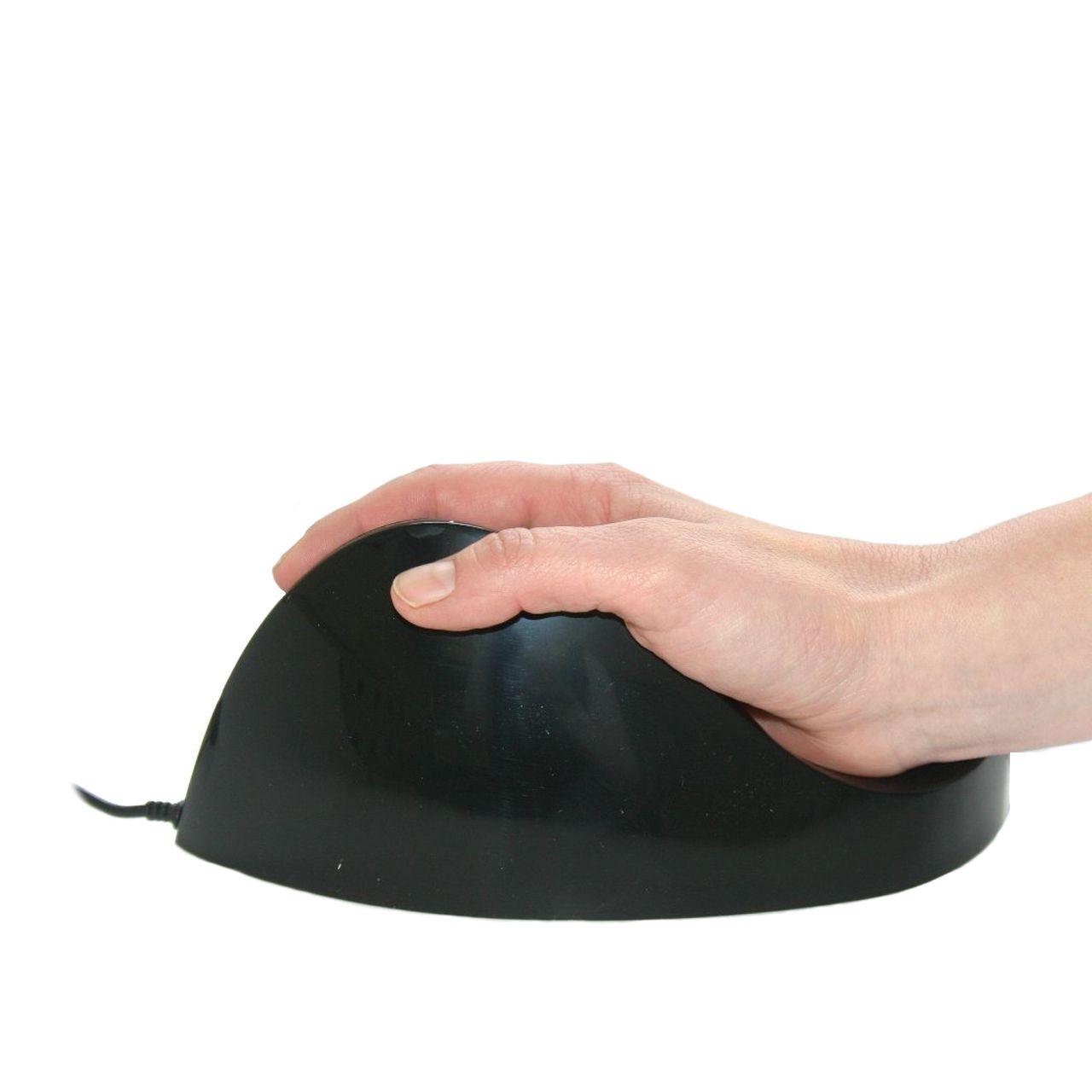 AirObic 2 Verticale muis Zijkant