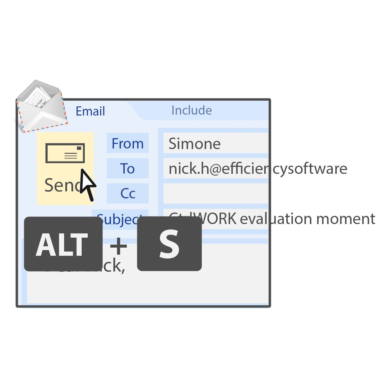 altmouse software arbosoftware ARTNRNNB alt+s