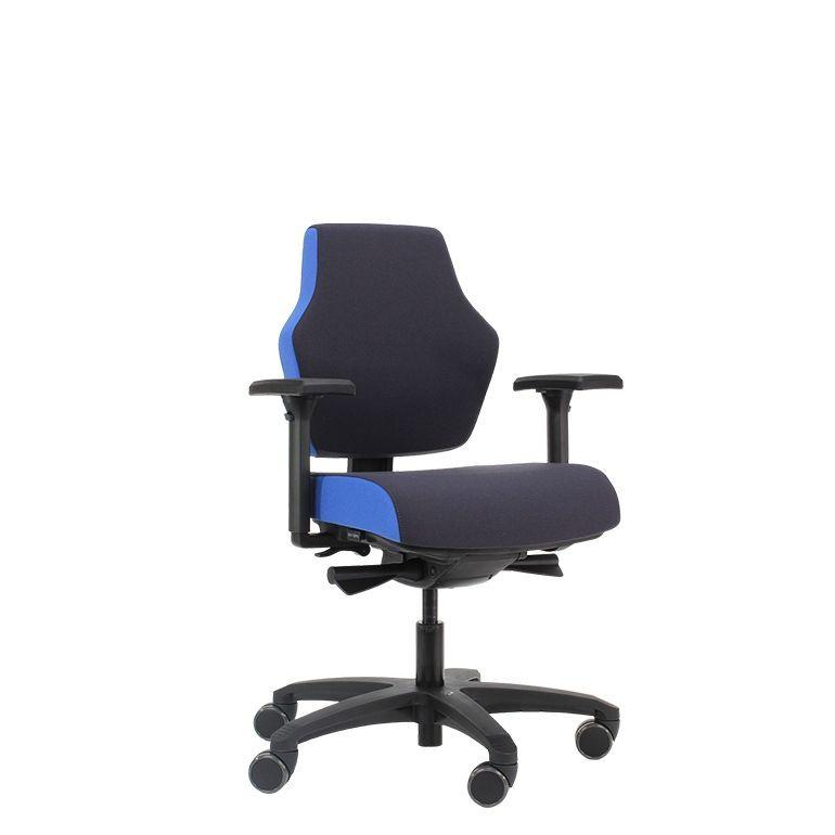 At-work-bicolor-antraciet-blauw