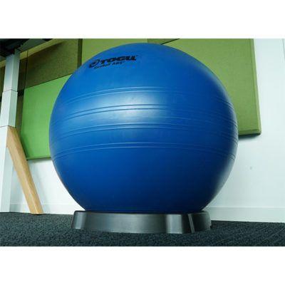 Balschaal voor zit-fitbal