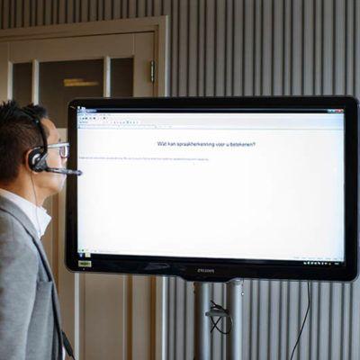 Basistraining Spraakherkenning