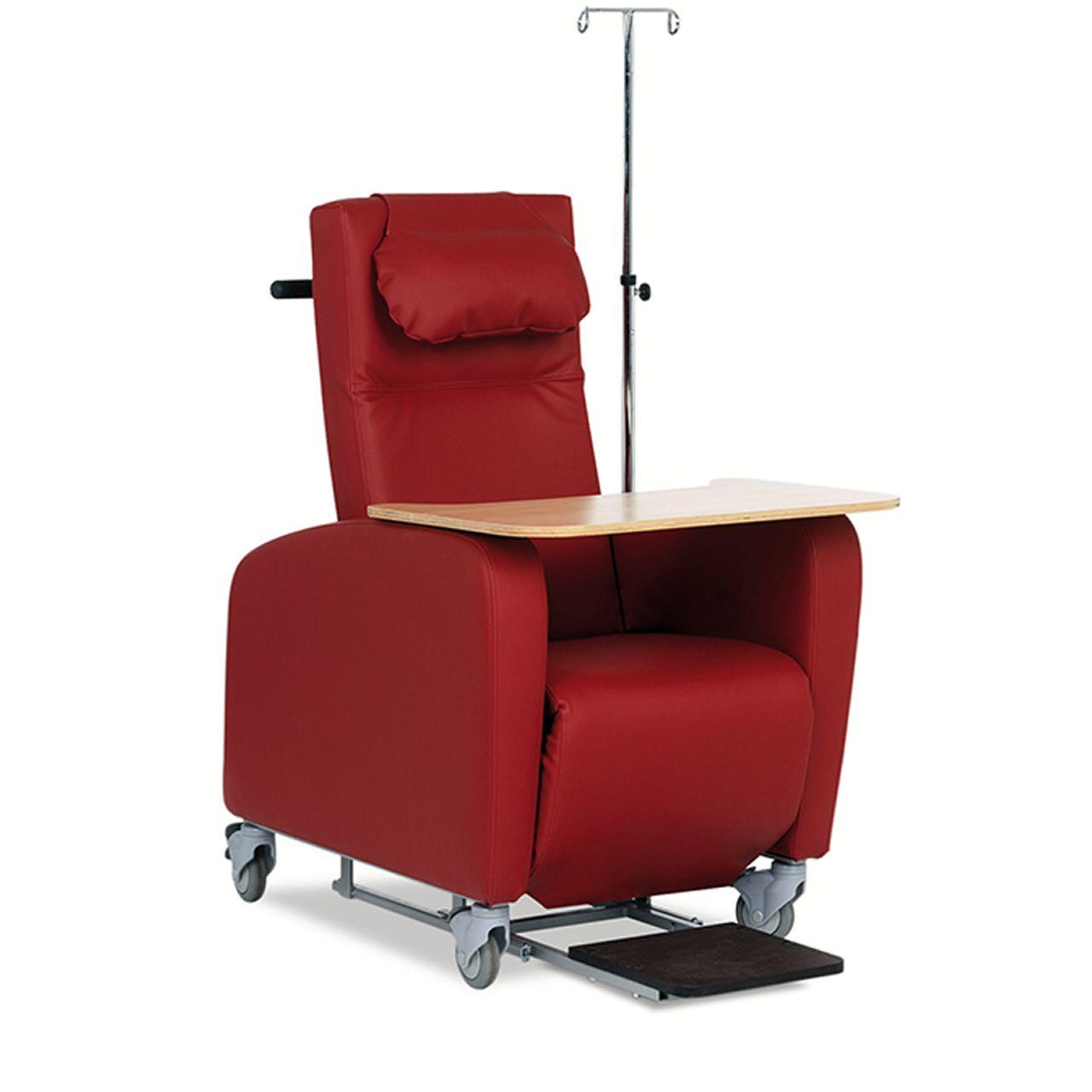 comfort support stoel zorg voorkant