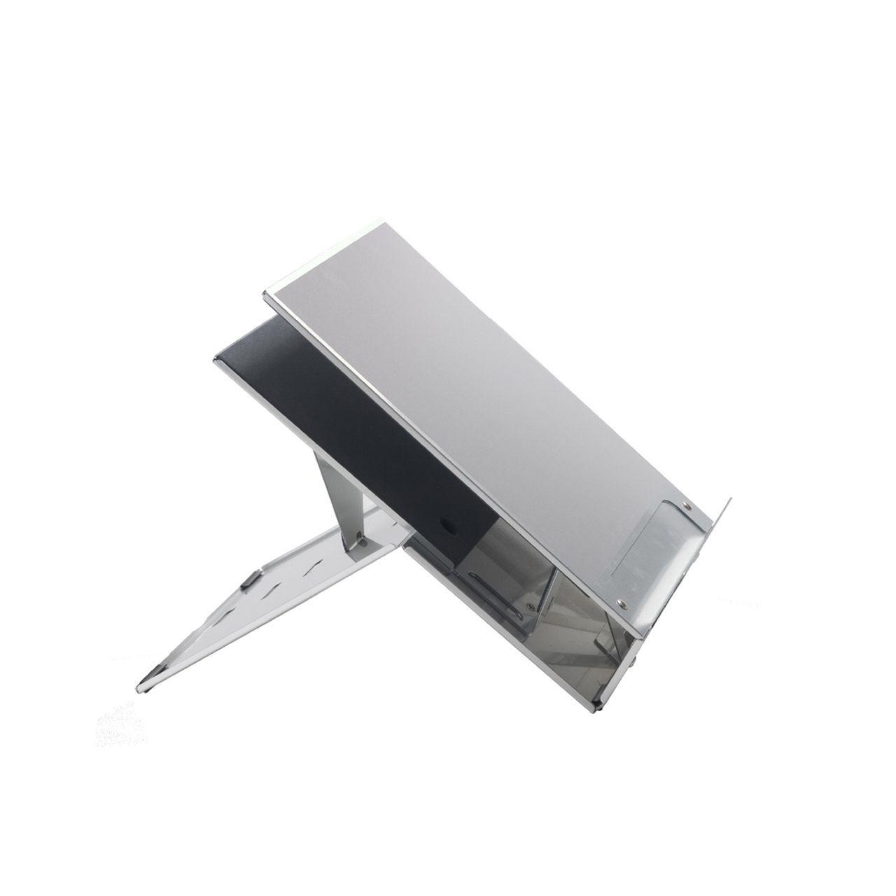 Ergo Q 220 laptophouder Zijkant