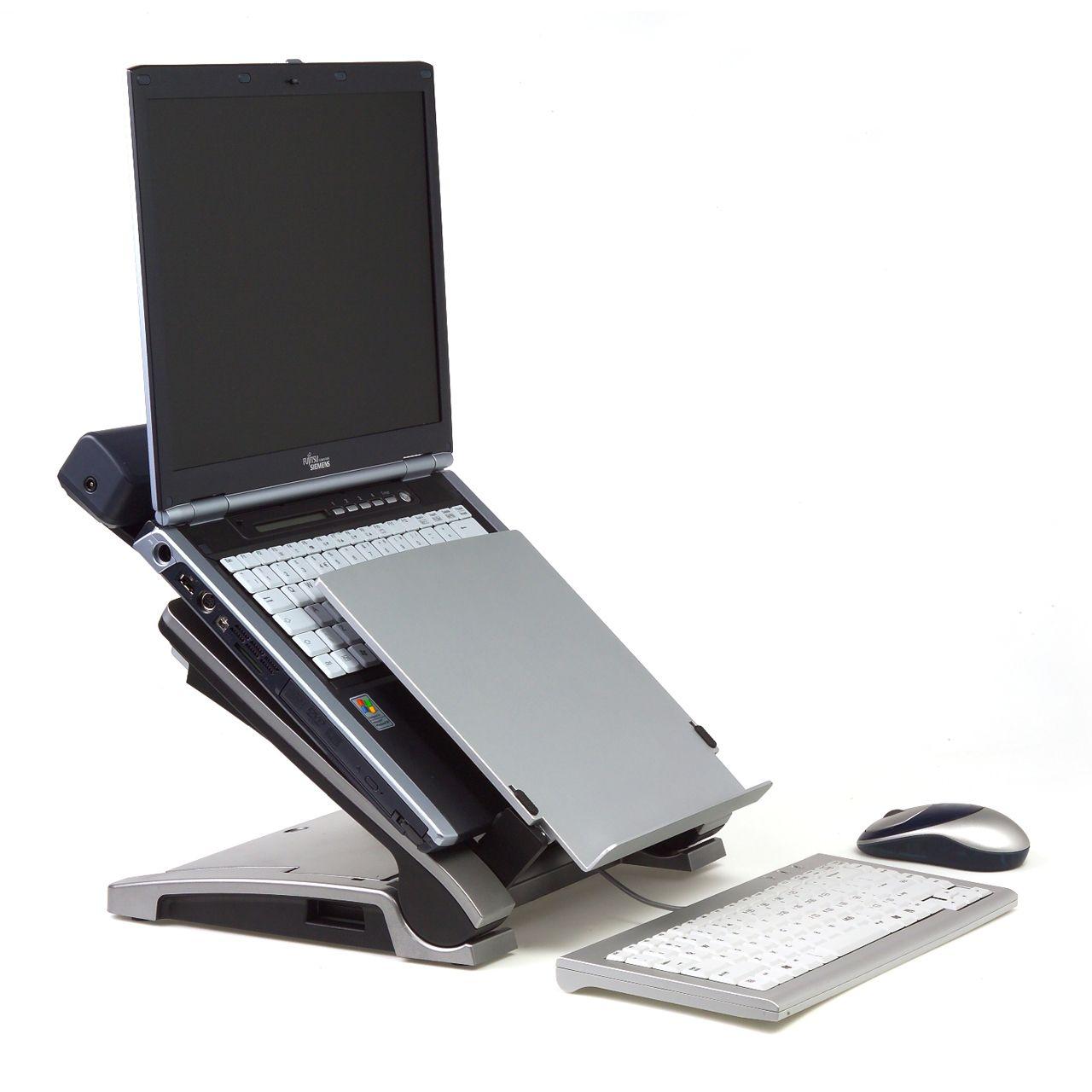 Ergo-T 340 laptophouder Gebruik