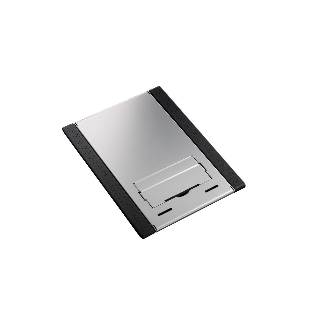 ergostar laptopstand flexible laptophouder ERKASC01 ingeklapt