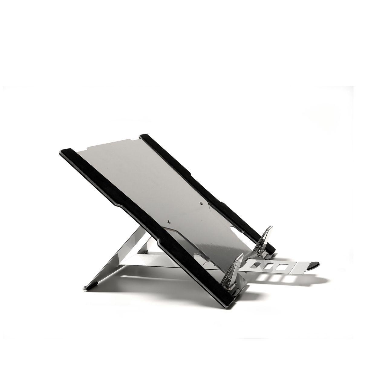 FlexTop laptophouder zijkant