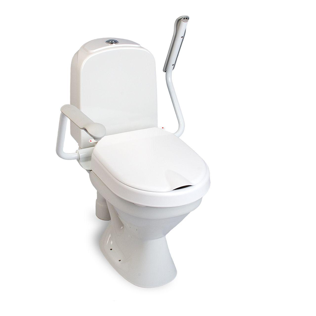 hi loo vaste toiletverhoger schuin