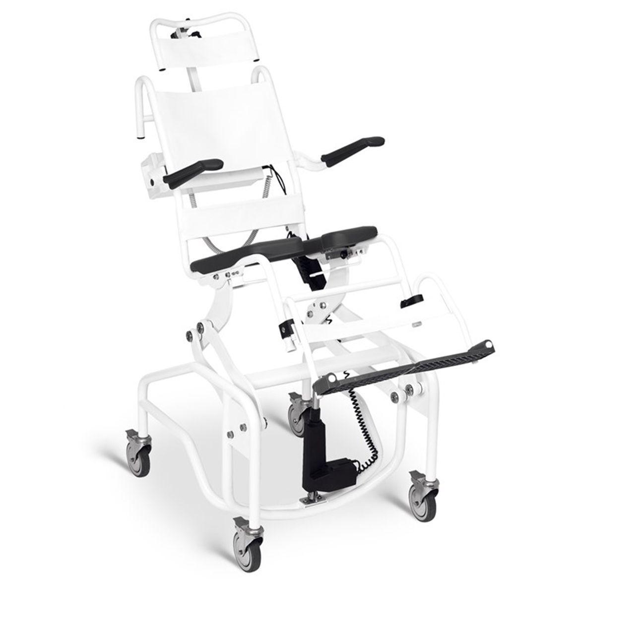 linido douchestoel elektrisch Voorkant
