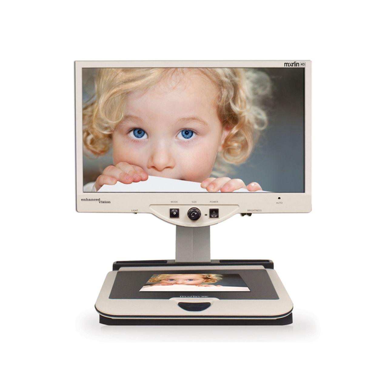 merlin beeldschermloep hulpmiddelen slechtzienden ERKAAFMP01 Voorkant