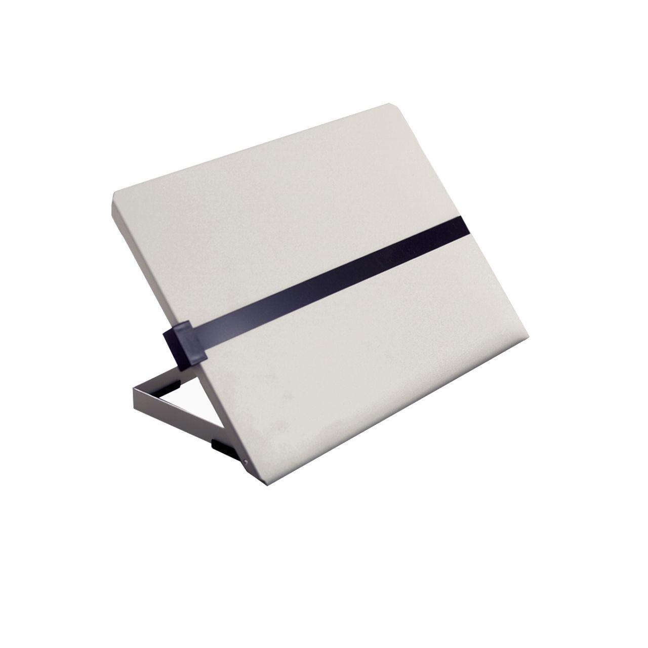 metalen concepthouder met lineaal documentenhouder ERKAMET134 0005s Voorkant