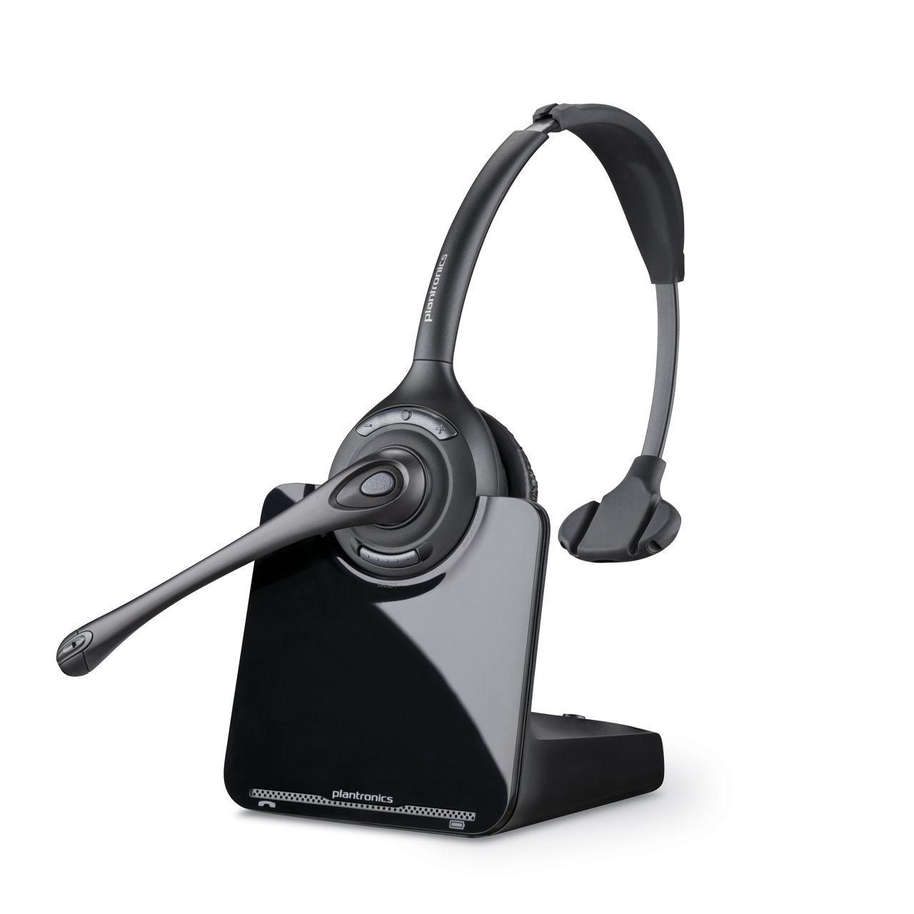 plantronics cs510 monaural headset ERKACS510 Zijkant