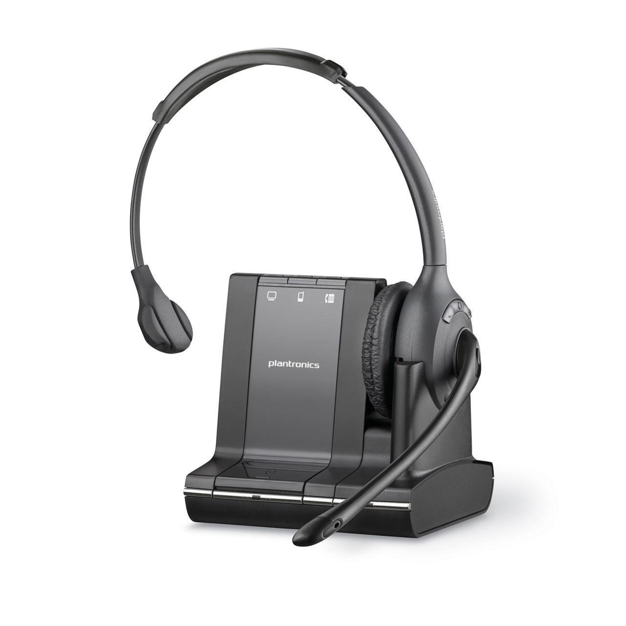 plantronics savi w710 headset ERKAPLW710 Headset met Dock