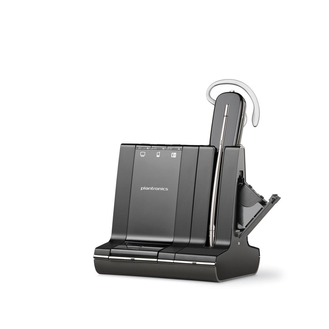 Plantronics Savi W745 headset