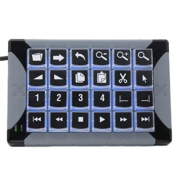 Programmeerbaar numeriek toetsenbord