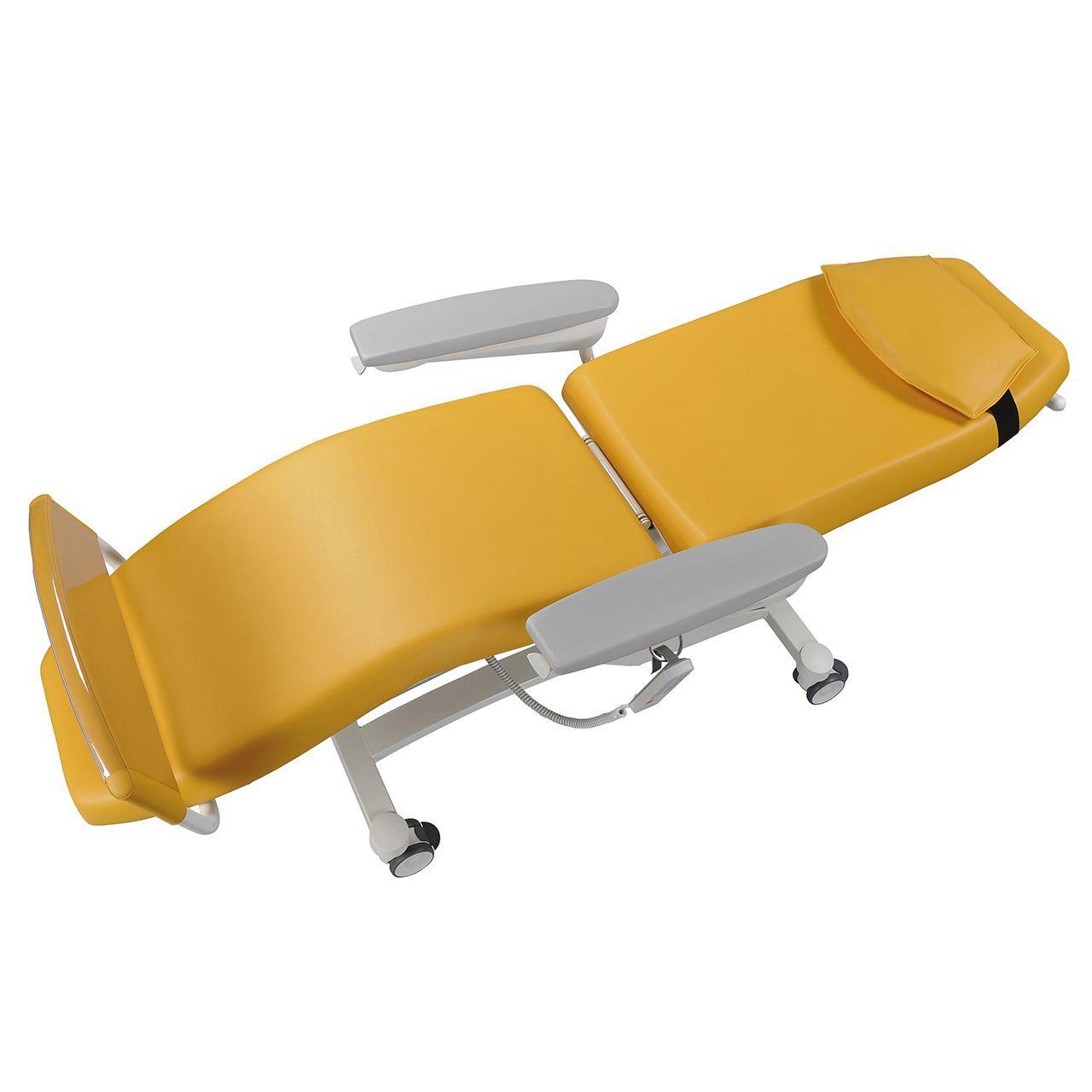 Pura Behandelstoel boven