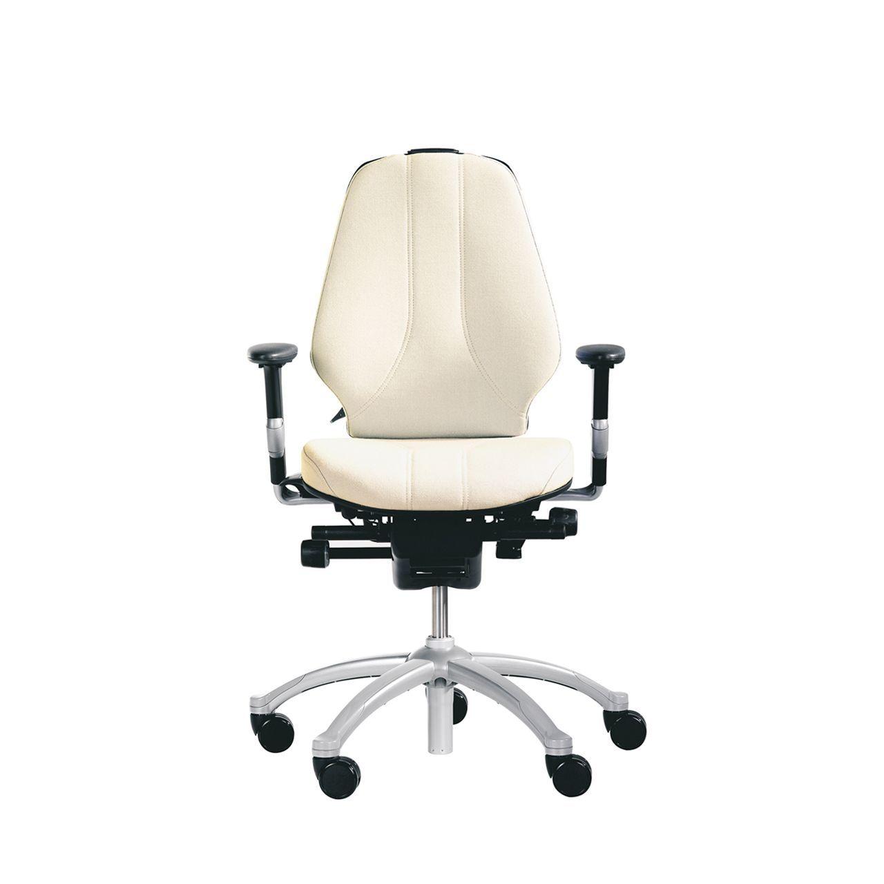 rh logic 300 xl bureaustoel STKALOG303 wit
