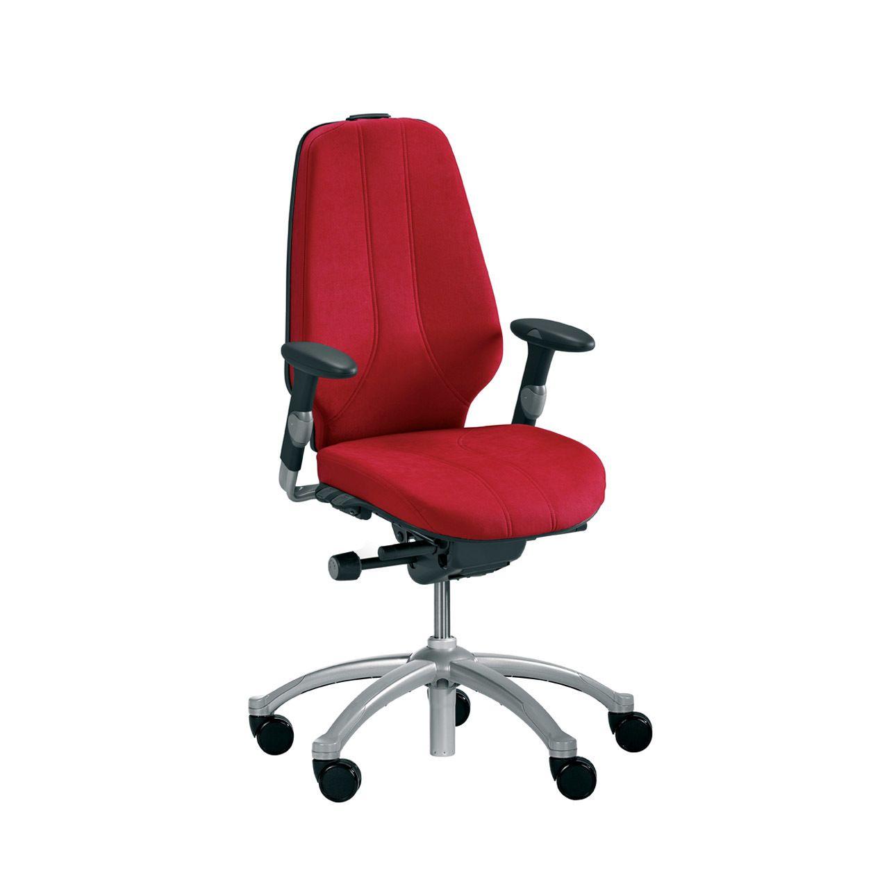 RH Logic 400 XL Ergonomische bureaustoel rood