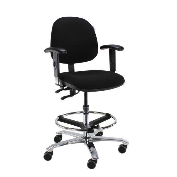 Score Ergo 2301 ergonomische bureaustoel zwart