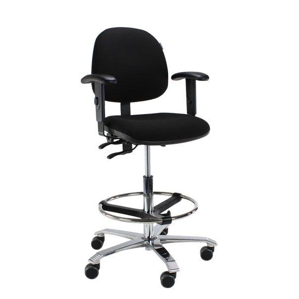 Score Ergo ergonomische bureaustoel zwart