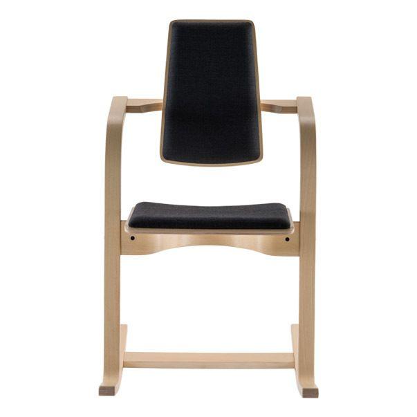 varier stokke actulum balansstoel STKASTO112 front