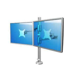 ViewLite Dual flatscreenarm